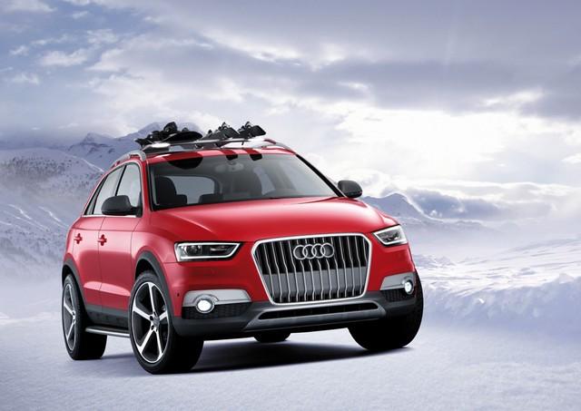 Audi Vail Concept