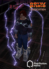Novus Prime Escalation for PlayStation Home