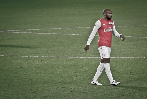 Thierry Henry by marklunch1