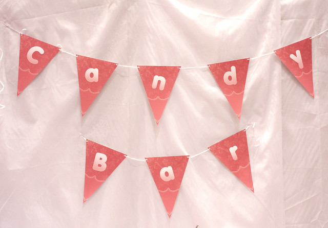 Candy Bar // Wedding/Briday Fair