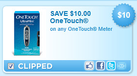 Onetouch Meter Coupon