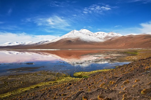 mountain water bolivia laguna potosí colorada lagunacolorada