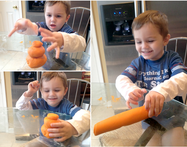 Natural Play Dough - 03