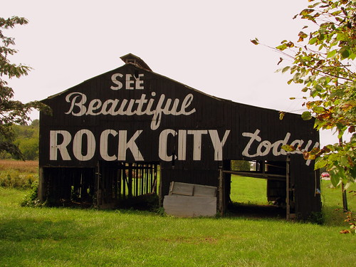 See Beautiful Rock City Today