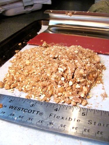 Bobby Flay's Cinnamon Crunch Ice Cream