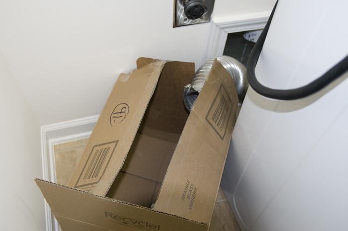 dryer boxw