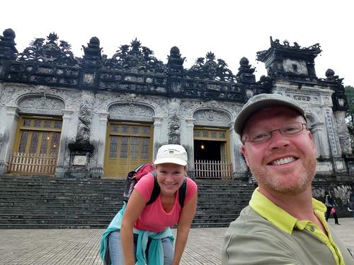 Hue - Khai Dinh Tomb - 1