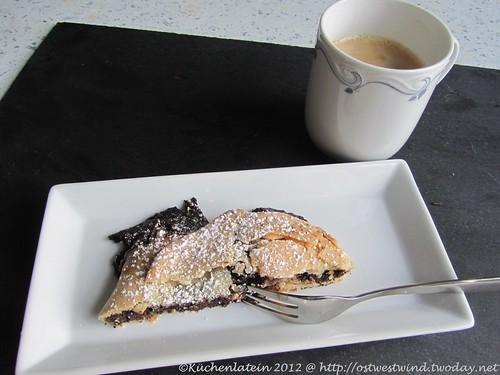 Schokoladen-Mohn-Strudel (2)