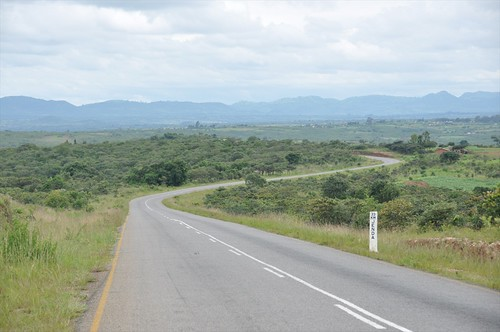 South from Mzuzu