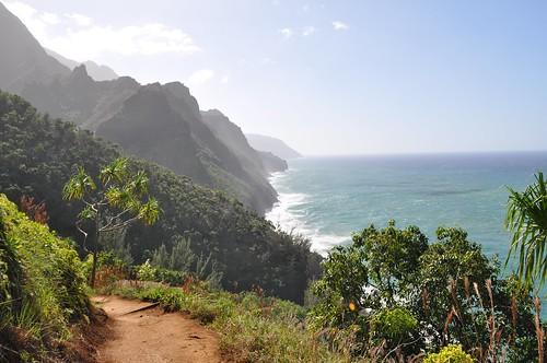 Hiking the Napali Coast