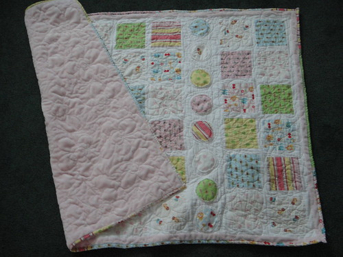 SIL's Baby Quilt