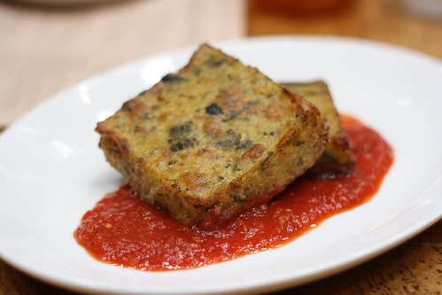 Vegan Scrapple
