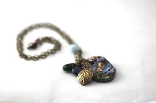A Blue Necklace
