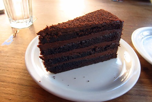 Tartine's Chocolate Cake
