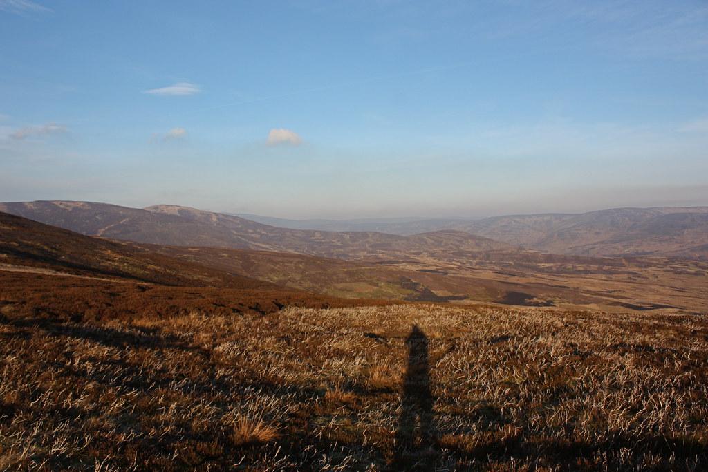 Towards Glen Esk