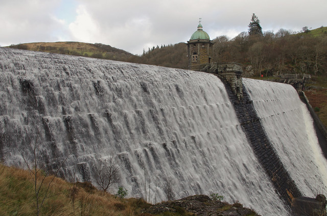 elan valley 2nd dam 2