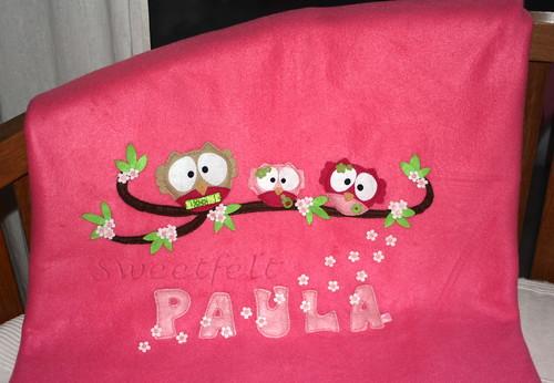 ♥♥♥  Paula ... by sweetfelt \ ideias em feltro