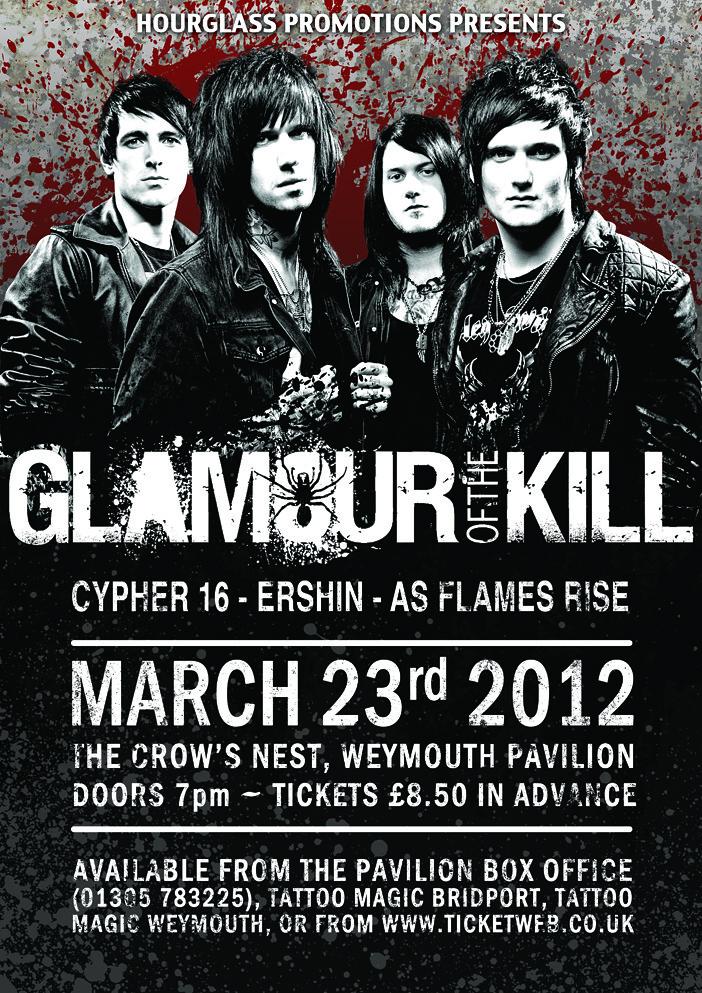 GOTK gig poster