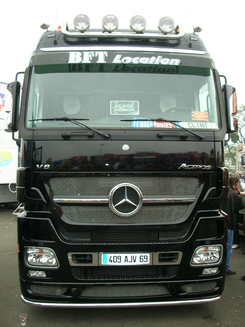 Actros 1861