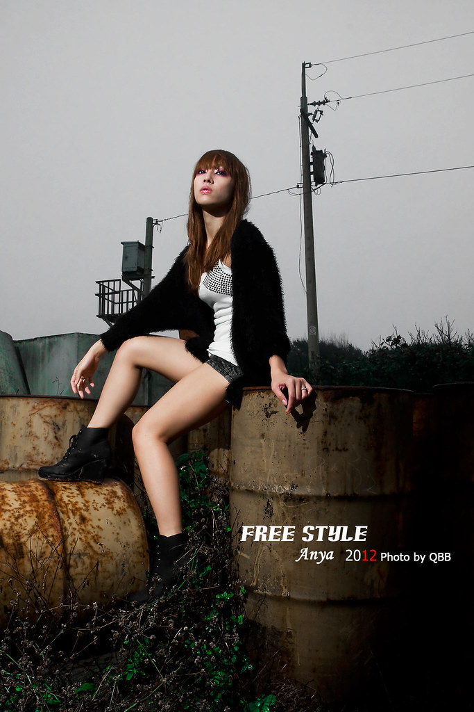 。。。Free Style (補婚紗禮服)。。。Anya