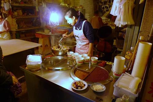 Famous Taro Soup - Juifen, Taiwan