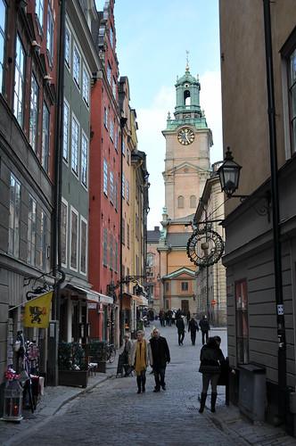 2011.11.10.201 - STOCKHOLM - Gamla stan - Storkyrkan (Sankt Nicolai kyrka)