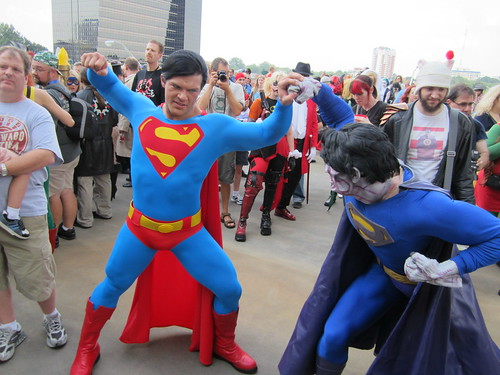 Dragon Con, Superman