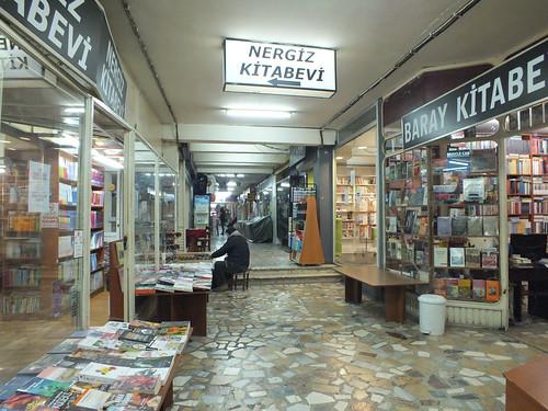 Akmar Pasajı, Kadıköy könyvbazár