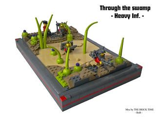 Through the swamp 1