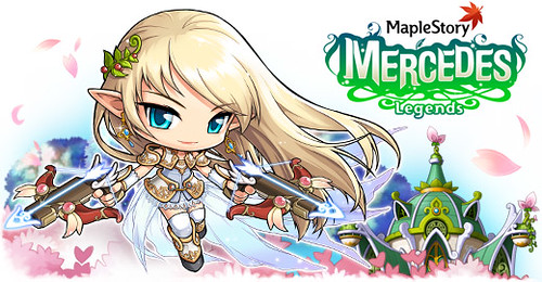 MapleStory Mercedes Guide - Skill Builds, Jobs and Level Up