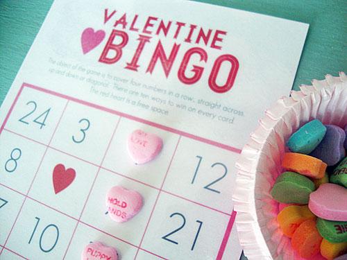 Libbie Grove Design Free Printables Valentine S Day Bingo