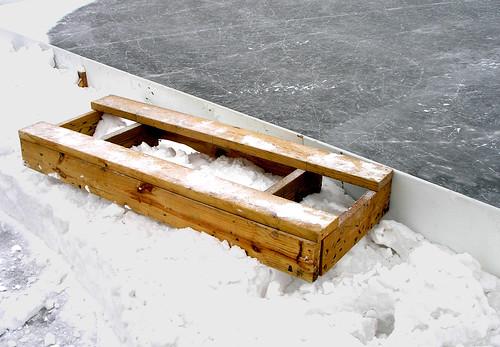goal box