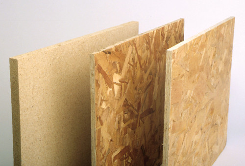 osb and particle board