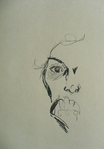 #Draw365 2012 no.16 by @MadwithRapture - Patti Agapi