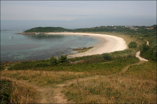 Higher Town Bay, St Martins