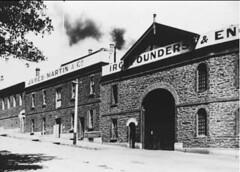 Foundry Facade c1908