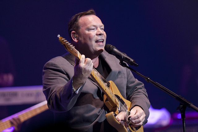Ali Campbell - Byron Blues Festival Schedule