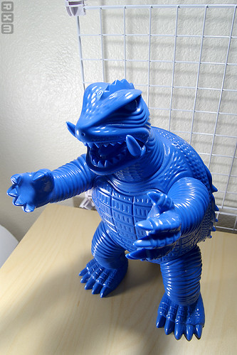 Modern Toy - Giant Gamera (sample)