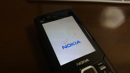 NOKIA N82 液晶が…