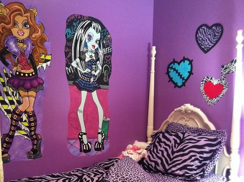 Monster High Monster High Quarto da MH!