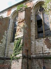 Friville-Escarbotin (église St-Etienne) choeur côté Sud 8110