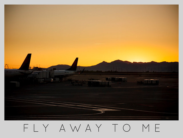 Fly Away To Me