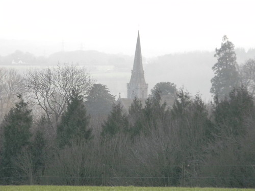 Midgham Church