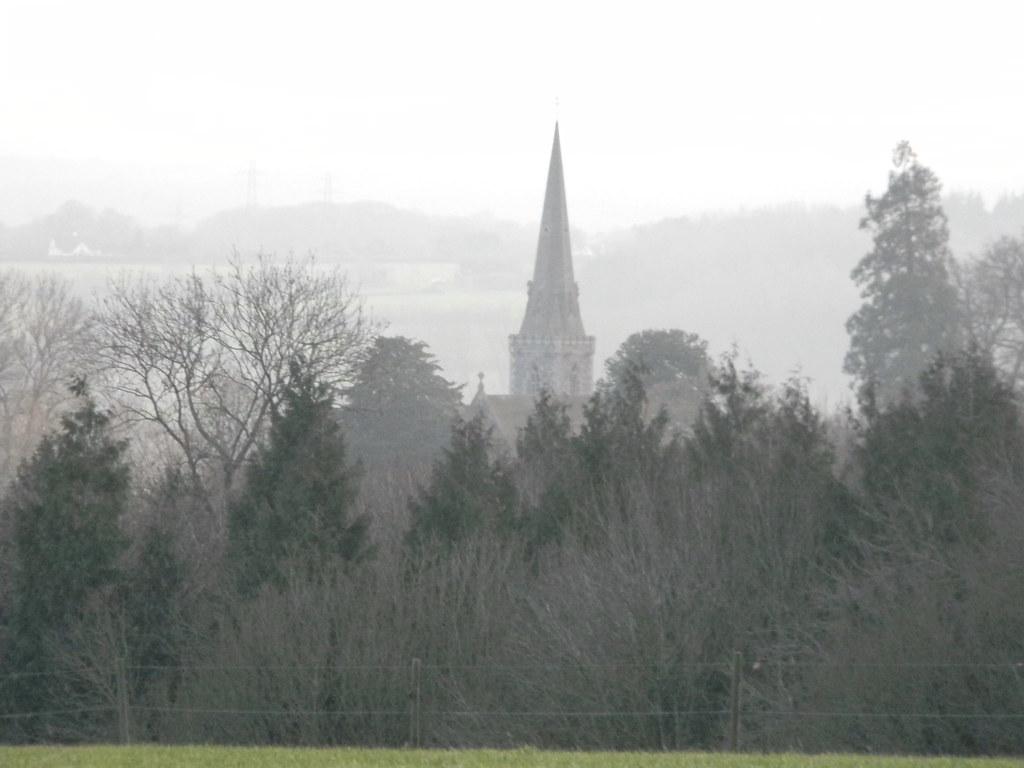 Midgham Church Aldermaston to Woolhampton