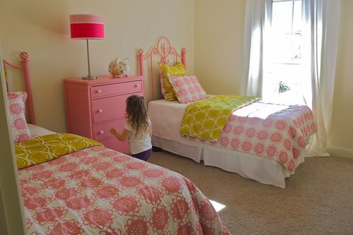 Model Home: Bedroom