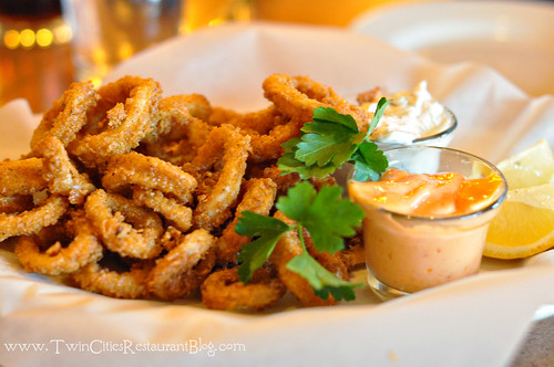 Calamari at Kafe 421 ~ Minneapolis, MN