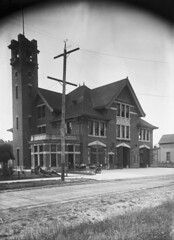 Fire Station No. 4, 1910