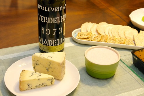 Old Madeira & Cheese Party