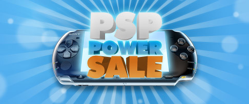 PSP Power Sale in PlayStation Store