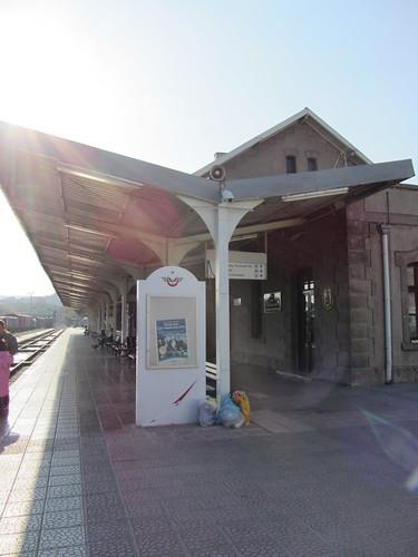 Balikesir: Train station (3)